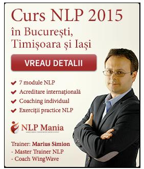 Curs NLP 2015 - Bucuresti, Timisoara, Iasi
